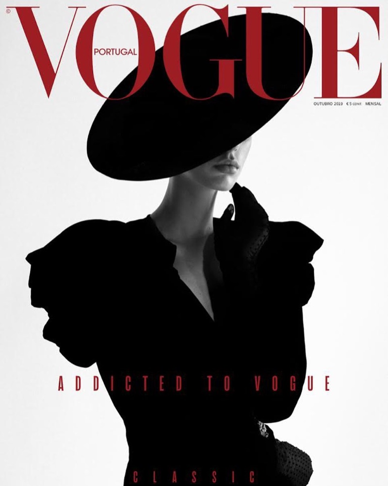 VOGUE – JESSIE BLOEMENDAAL MODELS LADYLIKE FASHIONS FOR VOGUE PORTUGAL